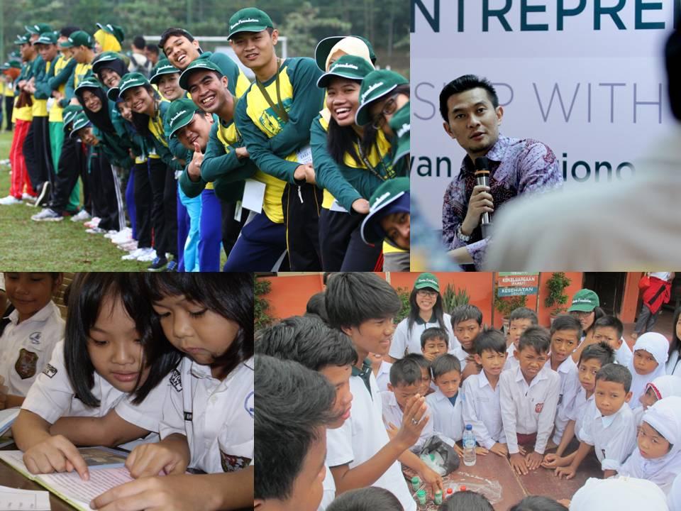 Tanoto Foundation 2015 Annual Report