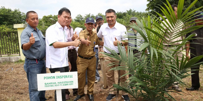 Planting for the Future with Sekolah Sawit Lestari