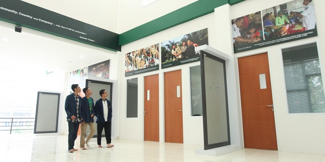Tanoto Forestry Information Centre Celebrates 1st Anniversary