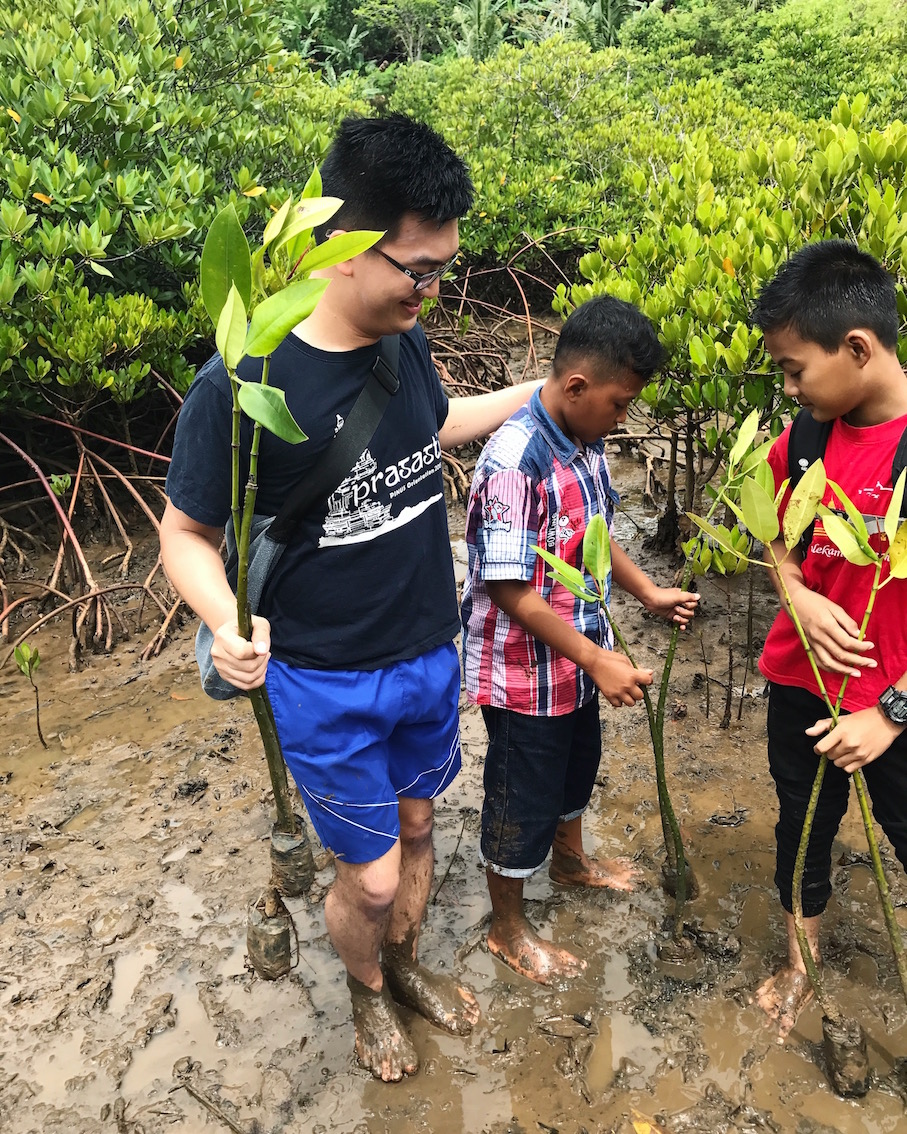 Tanoto Foundation supported a CSR trip to Desa Tambakrejo