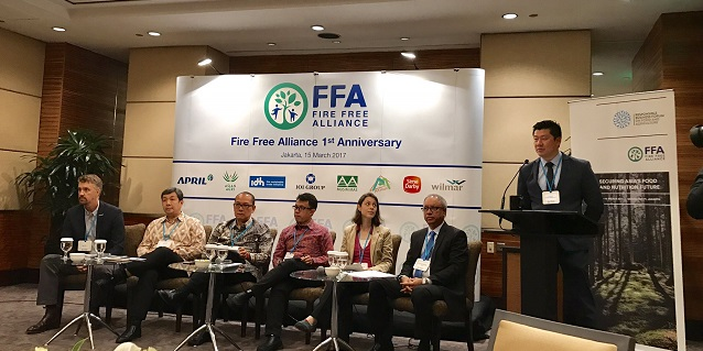 One Year On, Fire Free Alliance Addresses Forest Fire & Haze in Over 200 Indonesian Villages
