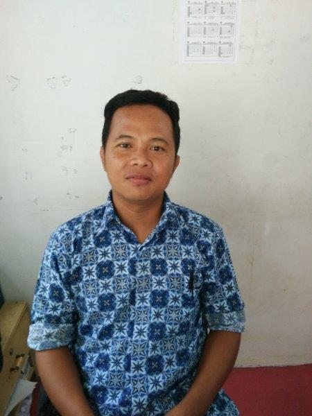 Putra Nicaragua is an environment officer with PT RAPP in Kerinci