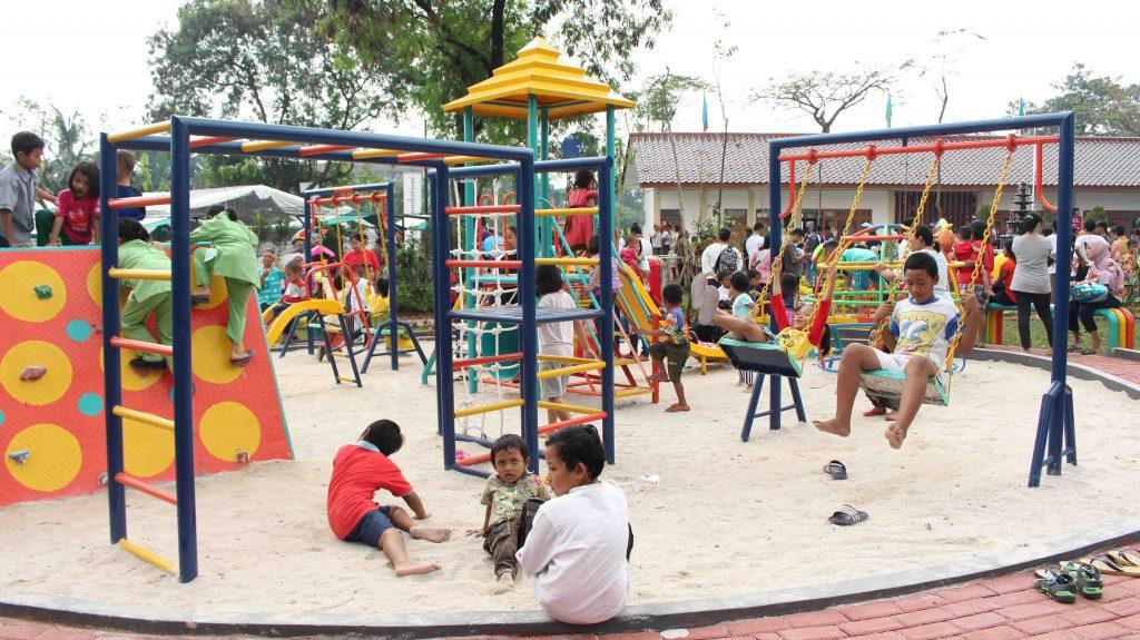 Tanoto Foundation RPTRA Akasia