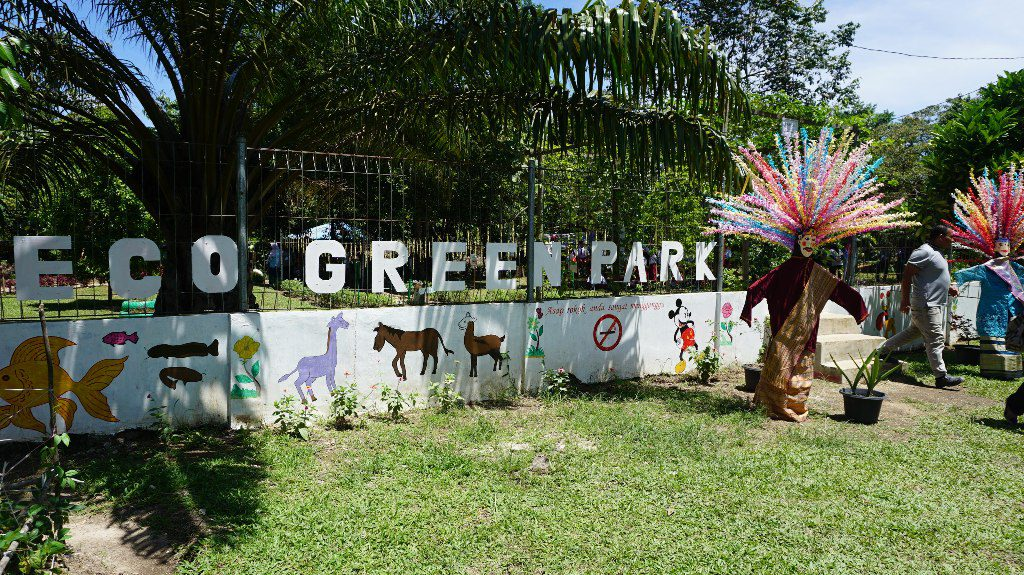 The Forest is Your Classroom at Sekolah Global Andalan PT RAPP Estate Logas