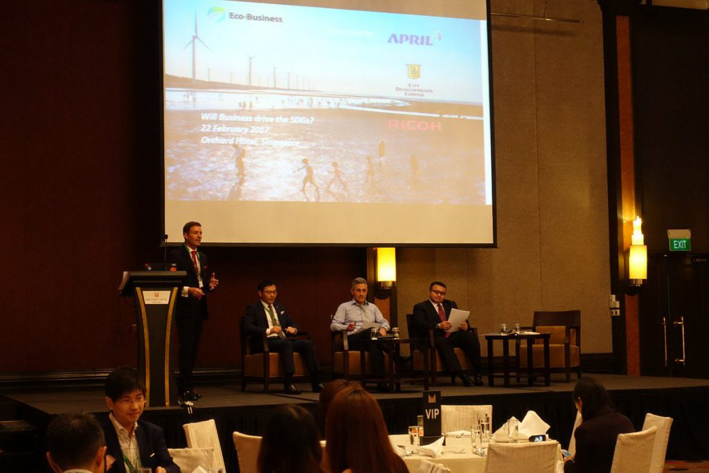 APRIL Shares Sustainability Journey at Eco-Business Forum
