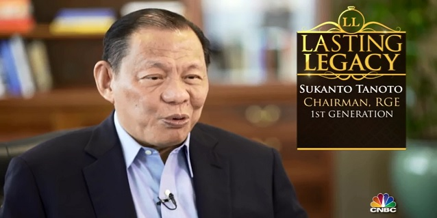 RGE Chairman Sukanto Tanoto's Entrepreneurial Journey on CNBC