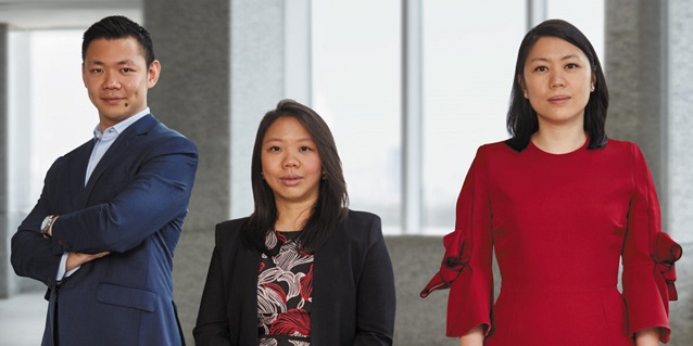 """RGE Directors Named to Wharton """"40 Under 40"""" List"""