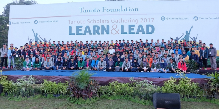 Challenging the Next Generation of Leaders: Tanoto Scholars Gathering 2017