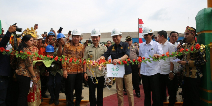 Asian Agri Opens 7th Biogas Power Plant, Reduces GHG Emissions and Generates Clean Energy