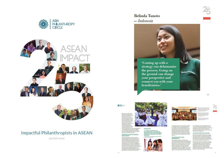 ASEAN Impact 25 philanthropy Belinda Tanoto