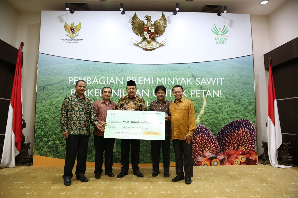 Asian Agri Premium Sharing Palm Oil