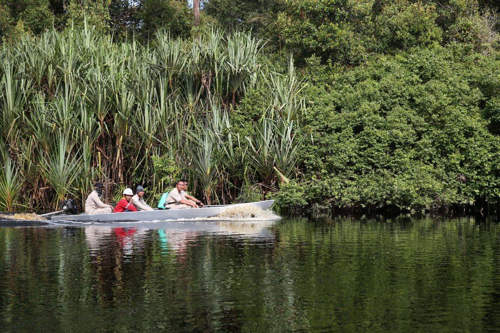 RER protection conservation river patrol