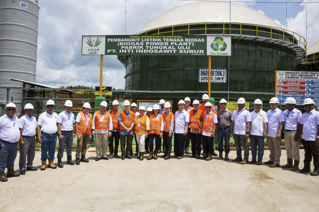 Biogas Jambi Asian Agri