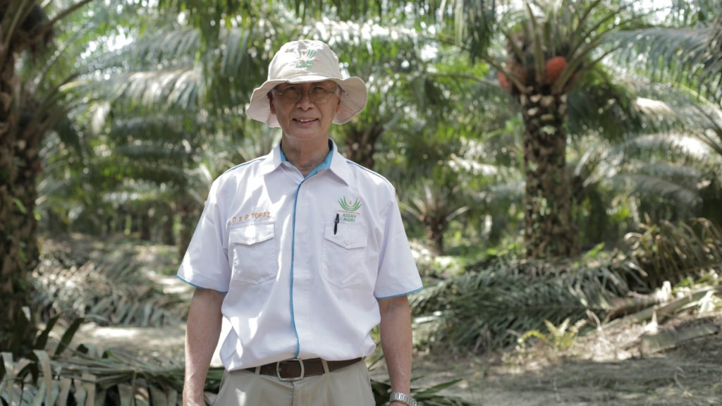 Asian Agri Ang Boon Beng Breeder Palm Oil