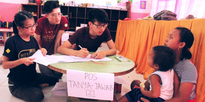 [Guest Blog] Reflections on Tanoto Foundation Scholars' Project Sukacita: Empowerment & Gratitude
