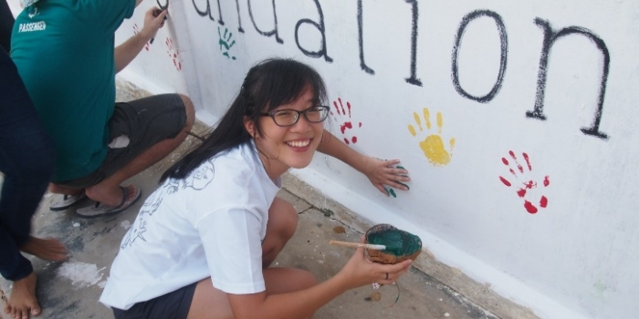 [Guest Blog] Tanoto Foundation Scholars' Project Sukacita: The Joy of Giving Back