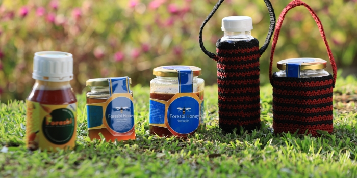 With APRIL's Support, Sialang Honey Farmers Taste Sweet Success