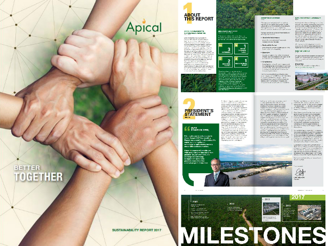Apical 2017 Sustainability Report