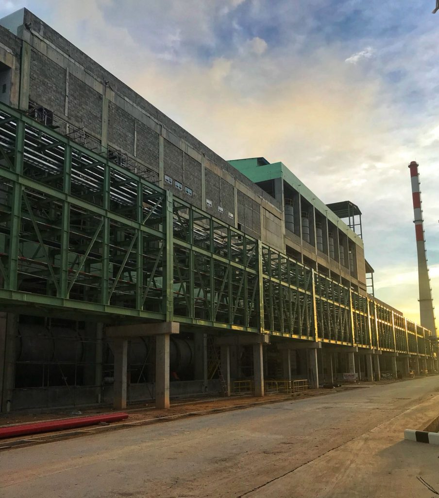 APR Mill Kerinci Indonesia