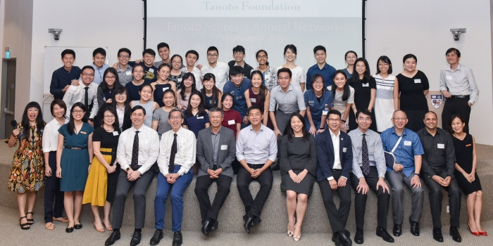 16th Chapter of the Tanoto Scholars Association Inaugurated at TSAN 2018