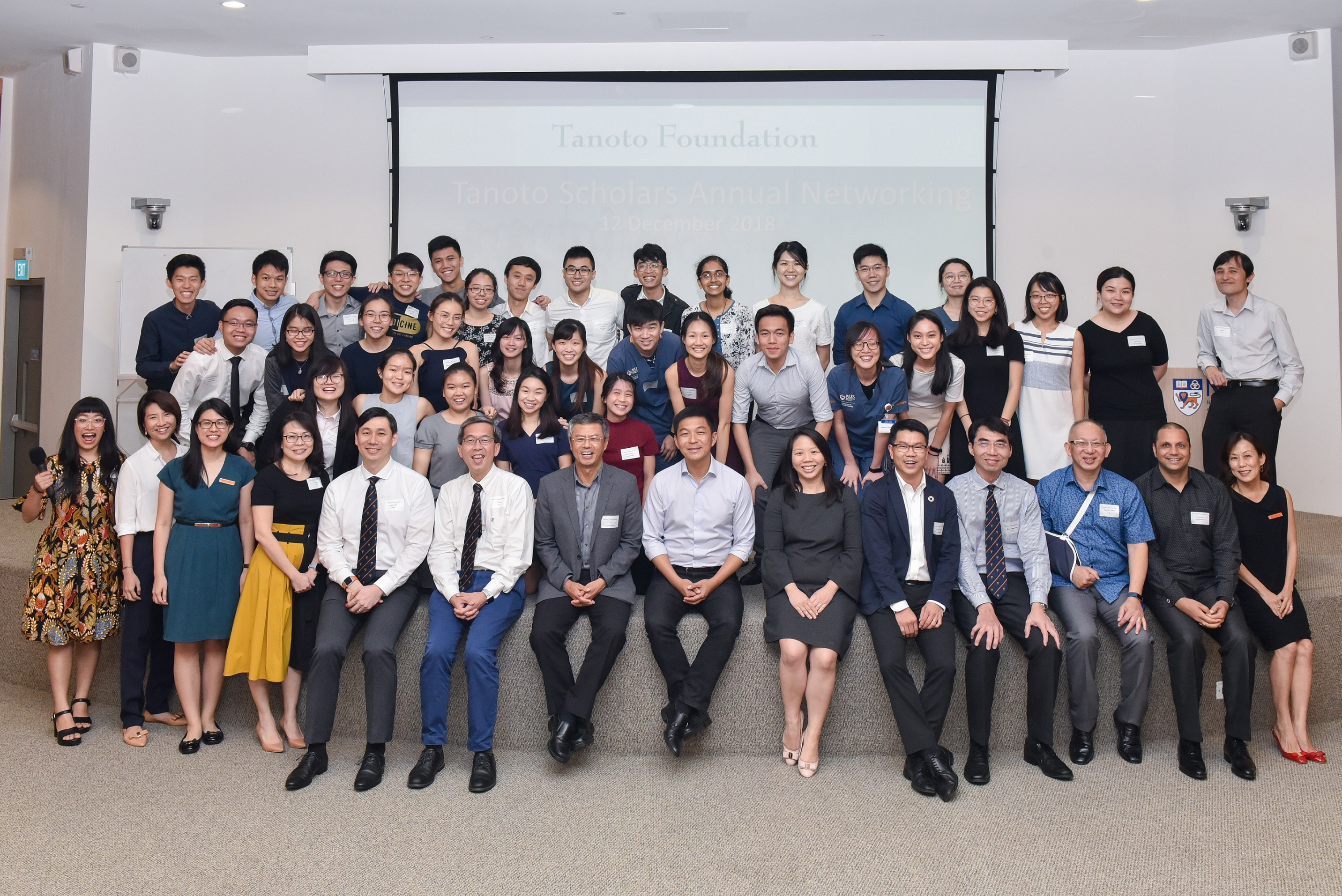 Tanoto Foundation Singapore Imelda Tanoto
