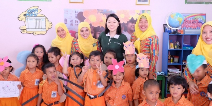 Belinda Tanoto: An Early Start on Indonesia's Human Capital Development