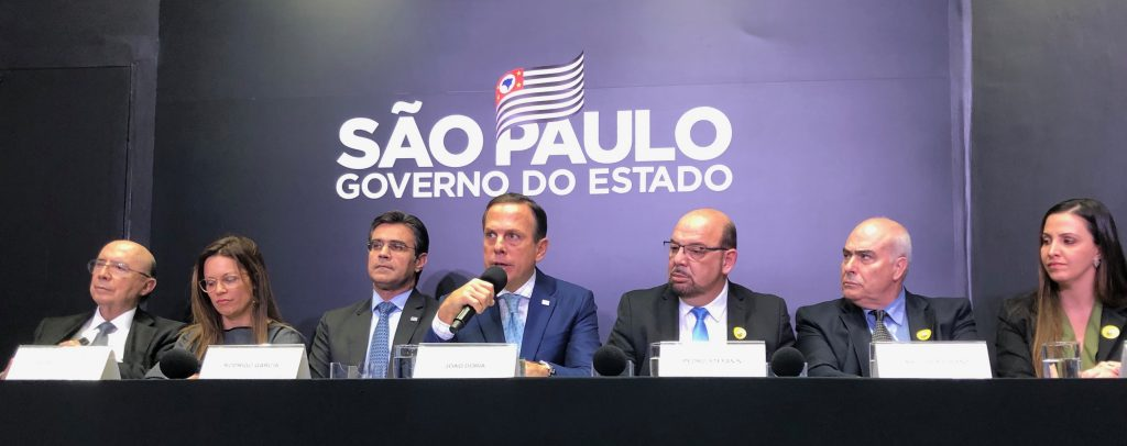 Sao Paulo Governor Joao Doria speaks on the positive impact Bracell will create for the state and Brazil.