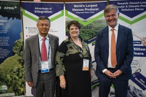 Textile Exchange Sustainability Conference 2019 Bey Soo Khiang Erik Solheim