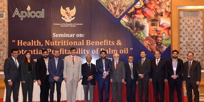 Apical Helps Advance Palm Oil Industry in Pakistan