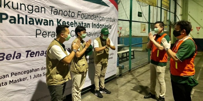 The Humanity Behind The Humanitarian Mission: Reflections from RGE & Tanoto Foundation Staff