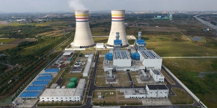 Aiding Asia's Clean Energy Transition: PO&G's Wuxi CCGT Power Plant