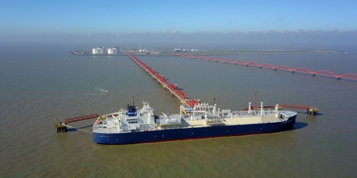 Aiding China's Clean Energy Transition: PO&G's Rudong LNG Receiving Terminal