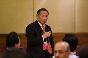 Sukanto Tanoto sharing at Boao Forum