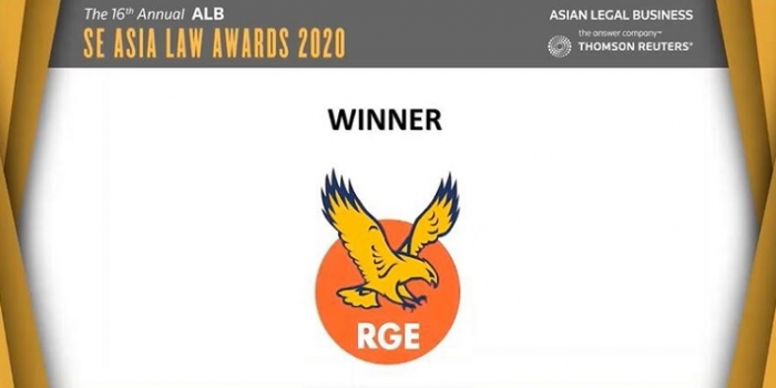 Continuous Pursuit of Excellence: RGE Legal Earns Multiple Accolades and Recognition