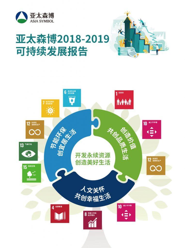 Asia Symbol Sustainable Development Goals