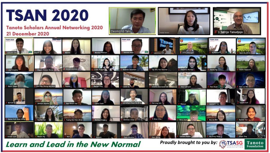 Inside RGE Tanoto Scholars Annual Gathering 2020 Singapore