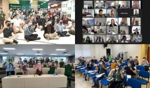 RGE Founder's Day 2020 Core Value Refresher sessions were conducted globally