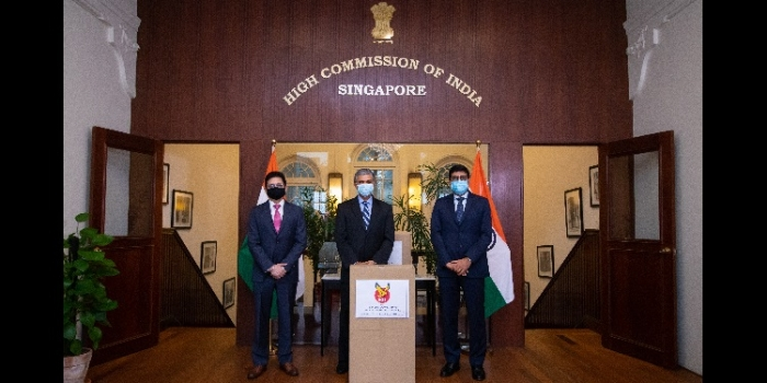 RGE Indian Community Rallies to Support India's COVID-19 Fight