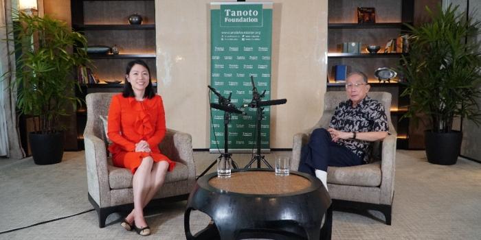 Beyond the Pandemic: Conversation with Belinda Tanoto and Prof Tikki Pangestu