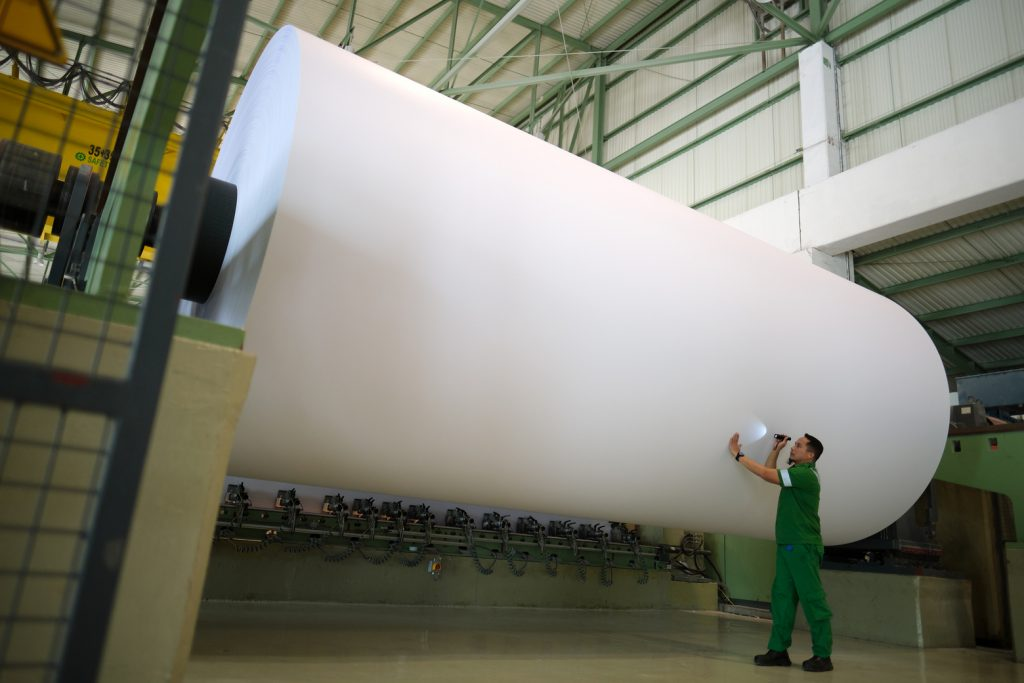APRIL Group produces 1.15 million tonnes of paper annually